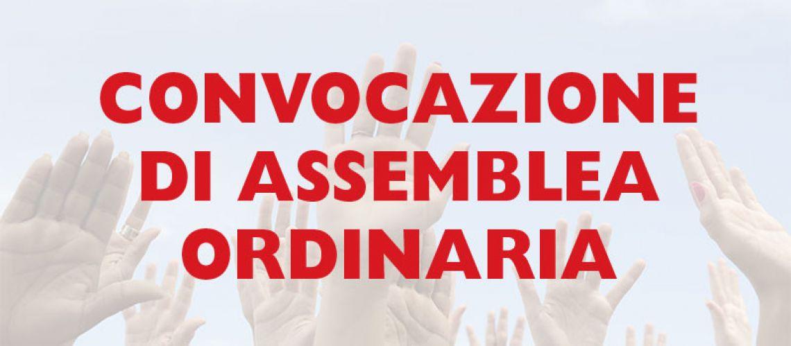 CONVOCAZIONE ASSEMBLEA ORDINARIA C.S.I. CAMPANIA DEL 21-02-2021